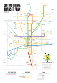 Central Indiana Mass Transit Plan